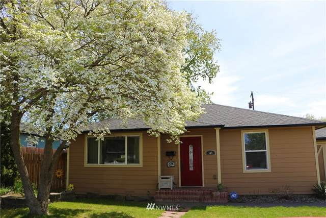 508 SE 12th Street, College Place, WA 99324 (#1764237) :: Better Homes and Gardens Real Estate McKenzie Group