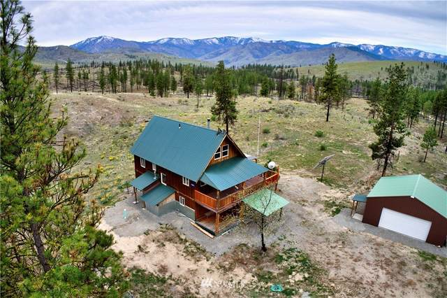 40 Jason Lucas Road, Methow, WA 98834 (#1764255) :: Provost Team | Coldwell Banker Walla Walla