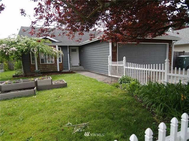 607 Hillcrest Drive, Snohomish, WA 98290 (#1764270) :: Northwest Home Team Realty, LLC