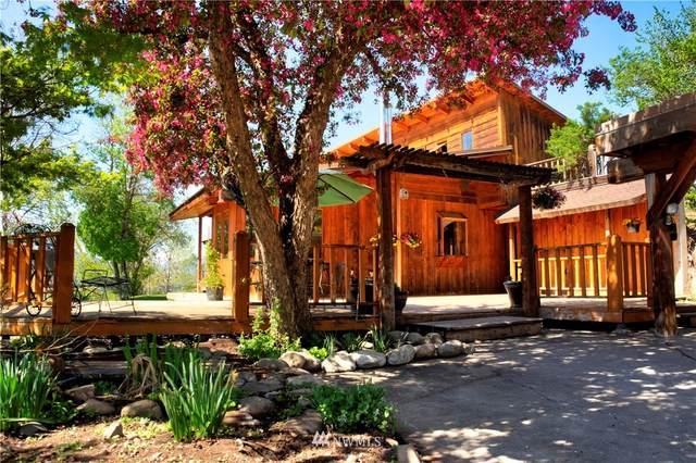 88 Prospect Road, Winthrop, WA 98862 (#1764310) :: Keller Williams Western Realty