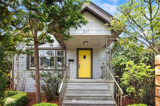 317 NW 80th Street, Seattle, WA 98117 (#1764335) :: Engel & Völkers Federal Way