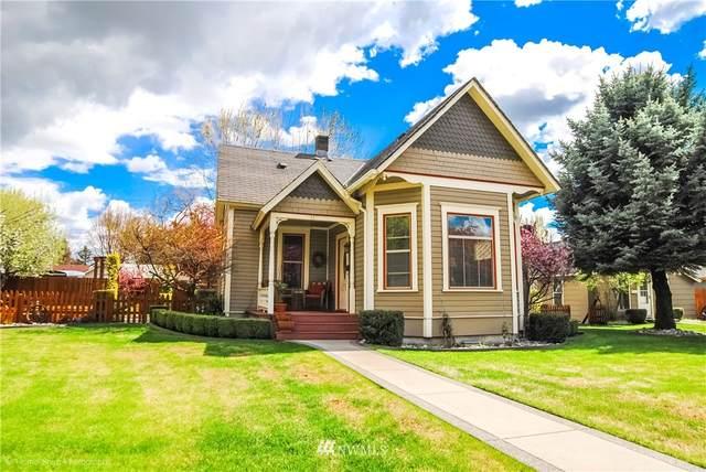 117 W Dayton Ave, Dayton, WA 99328 (#1764361) :: Better Homes and Gardens Real Estate McKenzie Group