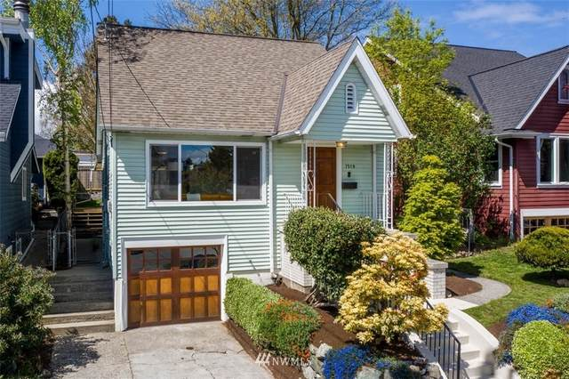7519 18th Avenue NW, Seattle, WA 98117 (#1764417) :: Better Homes and Gardens Real Estate McKenzie Group