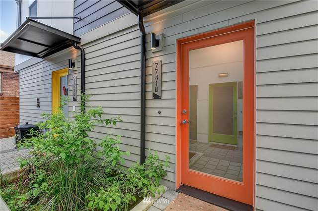 7741 15th Avenue NW B, Seattle, WA 98117 (#1764422) :: Better Homes and Gardens Real Estate McKenzie Group