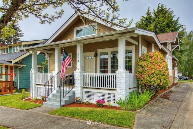 1713 S 11th Street, Tacoma, WA 98405 (MLS #1764429) :: Community Real Estate Group