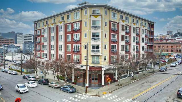 668 S Lane Street #612, Seattle, WA 98104 (#1764478) :: Icon Real Estate Group