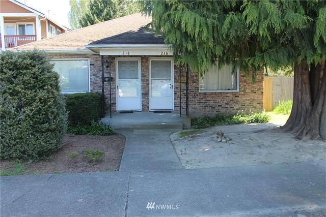 216 Garden Avenue N, Renton, WA 98057 (#1764485) :: TRI STAR Team | RE/MAX NW
