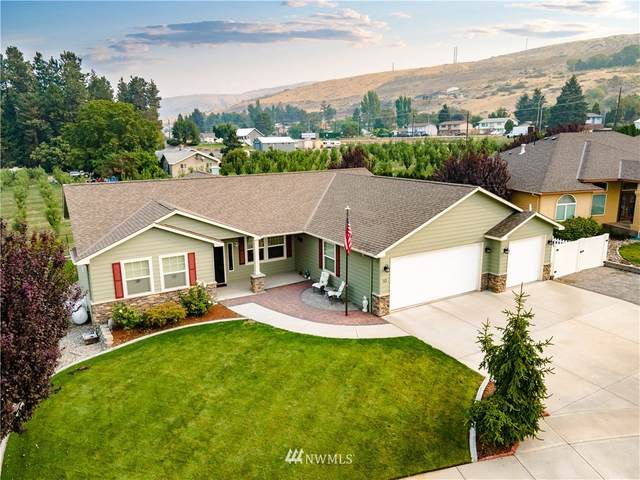 93 Springhill Drive, East Wenatchee, WA 98802 (#1764498) :: Front Street Realty