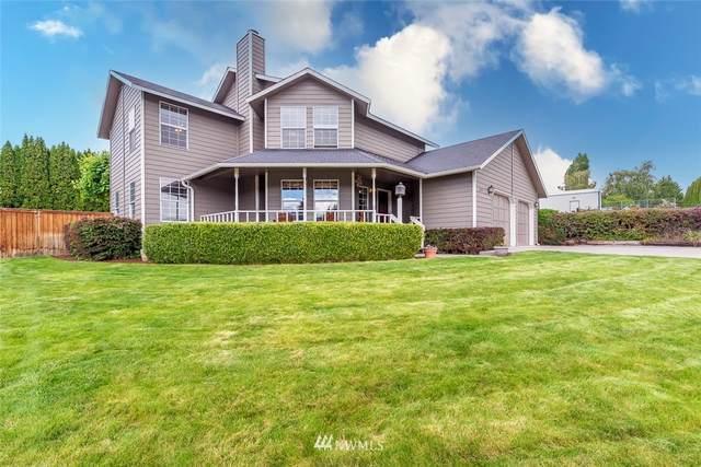 725 NE 12th Street, East Wenatchee, WA 98802 (#1764535) :: Northwest Home Team Realty, LLC