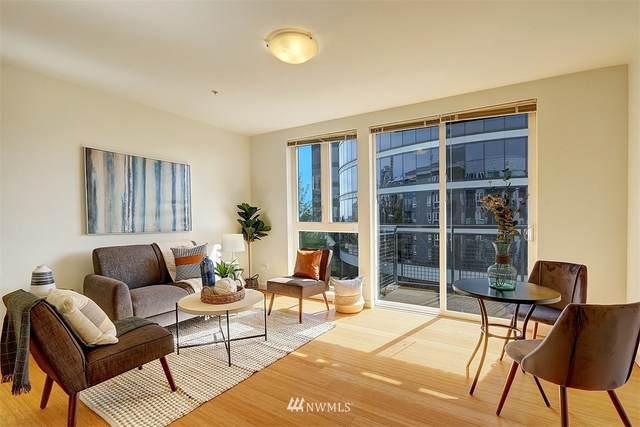 3104 Western Avenue #411, Seattle, WA 98121 (#1764554) :: Northwest Home Team Realty, LLC