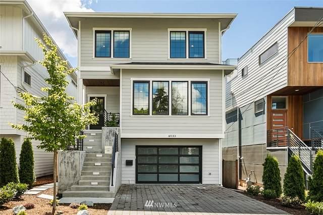 4033 NE 58th Street, Seattle, WA 98105 (#1764570) :: Northwest Home Team Realty, LLC