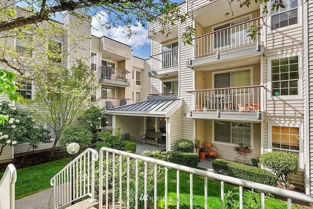 132 NE 95th Street B103, Seattle, WA 98115 (#1764578) :: Northwest Home Team Realty, LLC