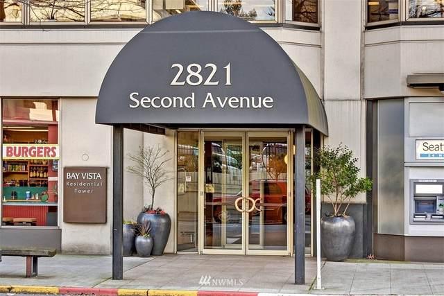 2821 2nd Avenue #1703, Seattle, WA 98121 (#1764621) :: Alchemy Real Estate