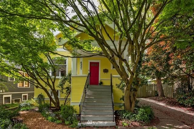 4331 2nd Avenue NE, Seattle, WA 98105 (#1764703) :: Alchemy Real Estate