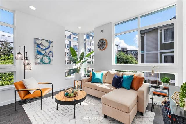 131 22nd Avenue E A, Seattle, WA 98112 (#1764748) :: Ben Kinney Real Estate Team