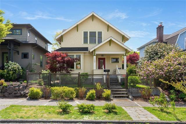 1407 NE 63rd Street, Seattle, WA 98115 (#1764767) :: Better Homes and Gardens Real Estate McKenzie Group