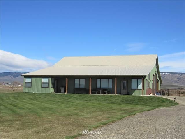 11030 Reecer Creek Rd, Ellensburg, WA 98926 (#1764769) :: Northwest Home Team Realty, LLC