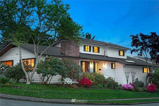 2201 39th Avenue E, Seattle, WA 98112 (#1764819) :: Ben Kinney Real Estate Team