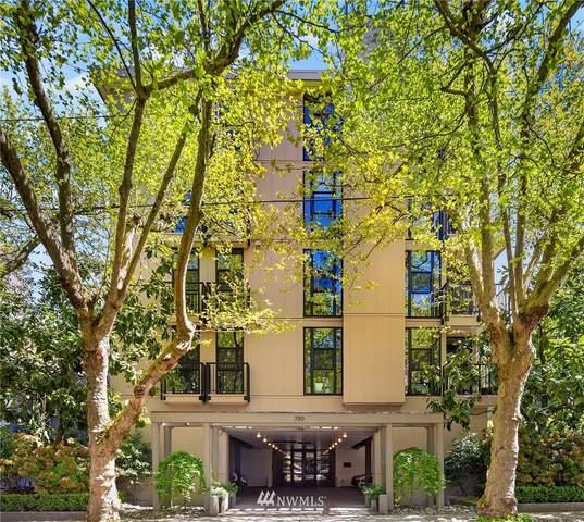730 Bellevue Avenue E Ph5, Seattle, WA 98102 (#1764830) :: Icon Real Estate Group