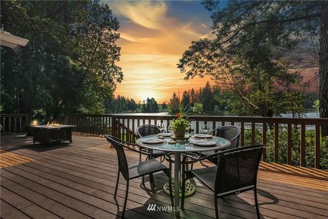 5760 E Mason Lake Drive W, Grapeview, WA 98546 (#1764885) :: Icon Real Estate Group