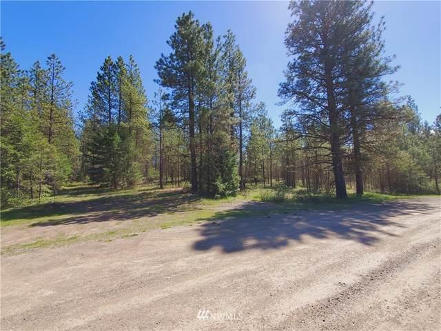 0 Buena View Road, Cle Elum, WA 98922 (MLS #1764922) :: Community Real Estate Group