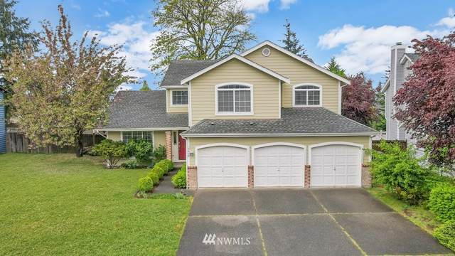 5428 Highland Drive SE, Auburn, WA 98092 (#1764939) :: Ben Kinney Real Estate Team