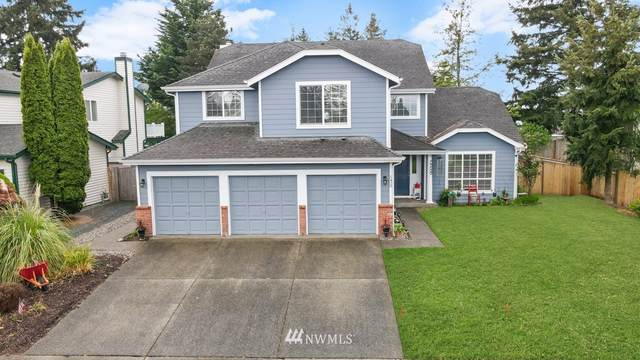 5429 Highland Drive SE, Auburn, WA 98092 (#1764941) :: Ben Kinney Real Estate Team