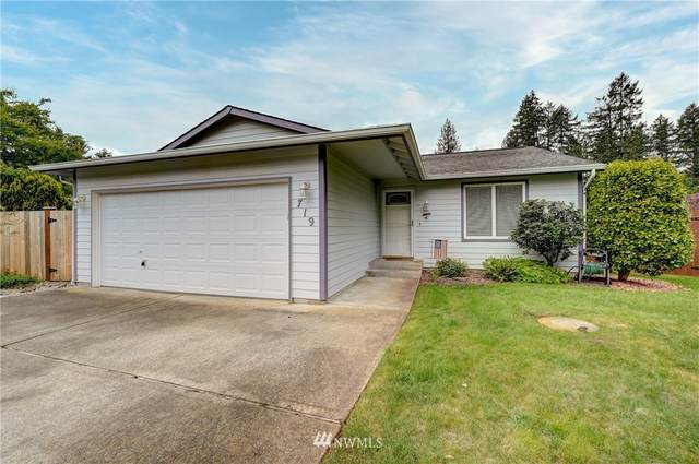 719 Kinwood Court SE, Olympia, WA 98503 (#1764960) :: Mike & Sandi Nelson Real Estate