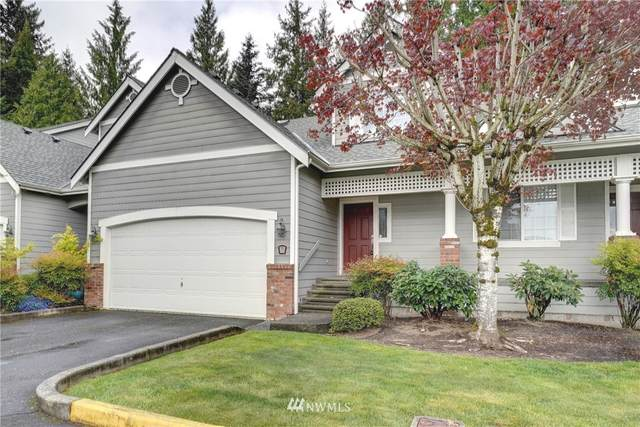 16526 SE 256 Street C3, Covington, WA 98042 (#1764986) :: Engel & Völkers Federal Way