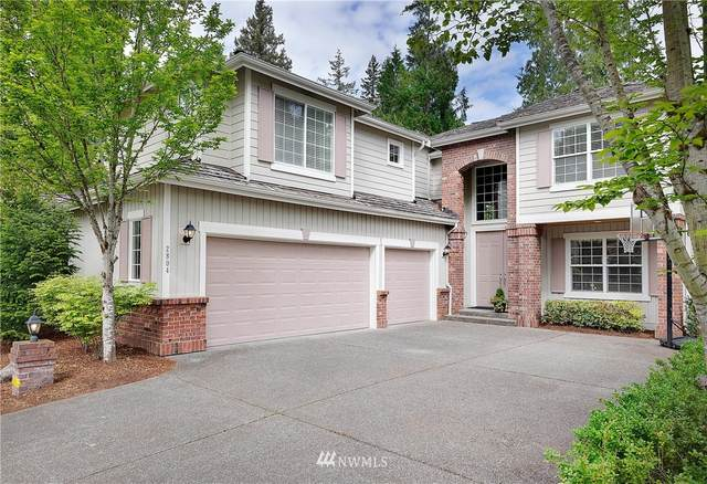2804 257 Place SE, Sammamish, WA 98075 (#1765048) :: Icon Real Estate Group