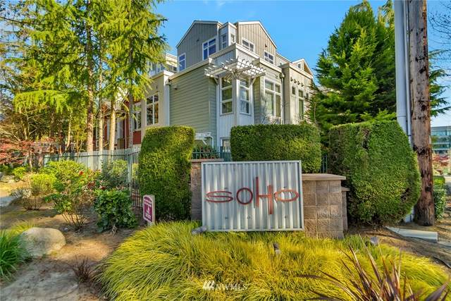 511 7th Avenue #206, Kirkland, WA 98033 (#1765099) :: Ben Kinney Real Estate Team