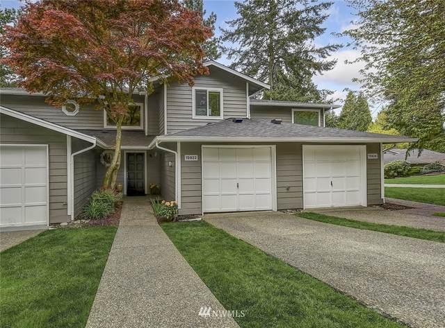 15922 Ne 40th Way, Redmond, Wa 98052 5B, Redmond, WA 98052 (#1765138) :: Ben Kinney Real Estate Team