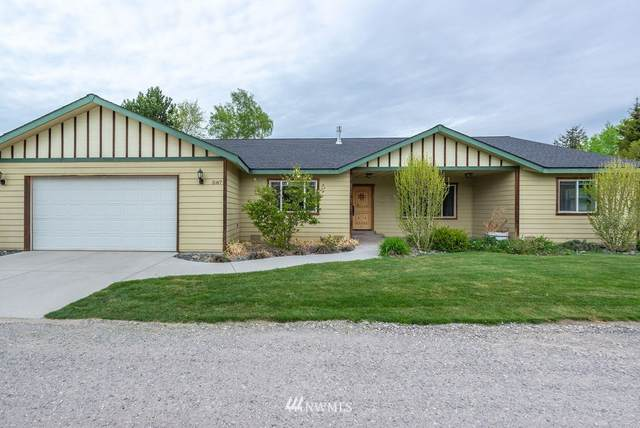 5167 Mission Creek Road, Cashmere, WA 98815 (#1765189) :: Northwest Home Team Realty, LLC