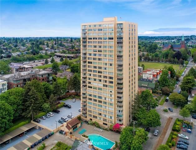 4540 8th Avenue NE #505, Seattle, WA 98105 (#1765235) :: Alchemy Real Estate