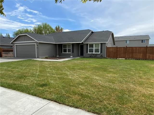 1409 E Megan Drive, Moses Lake, WA 98837 (#1765243) :: Icon Real Estate Group