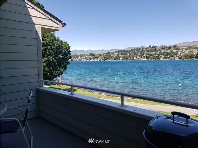 1 Beach 585-D, Manson, WA 98831 (#1765269) :: Icon Real Estate Group