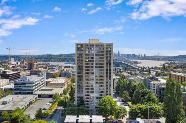 4540 8th Avenue NE #2002, Seattle, WA 98105 (#1765406) :: The Kendra Todd Group at Keller Williams