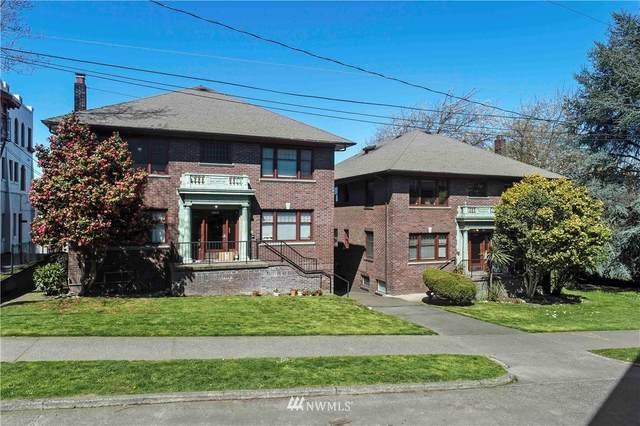 2919 Franklin Avenue E, Seattle, WA 98102 (#1765410) :: NextHome South Sound