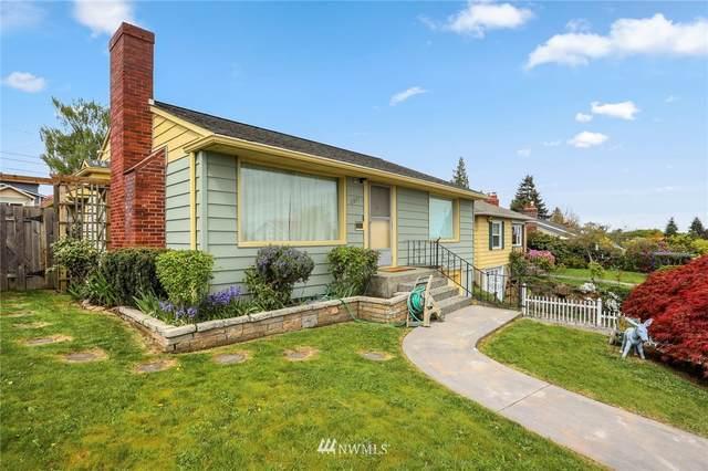 4017 52nd Avenue SW, Seattle, WA 98116 (#1765412) :: Northwest Home Team Realty, LLC