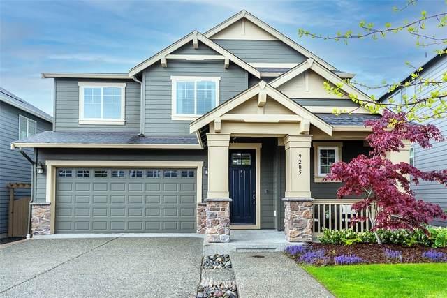 9205 Nye Avenue SE, Snoqualmie, WA 98065 (#1765533) :: Keller Williams Realty