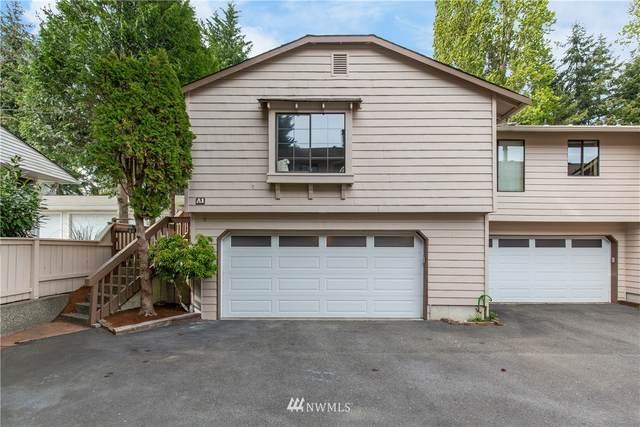 12422 SE 30th Street A1, Bellevue, WA 98005 (#1765571) :: Northwest Home Team Realty, LLC