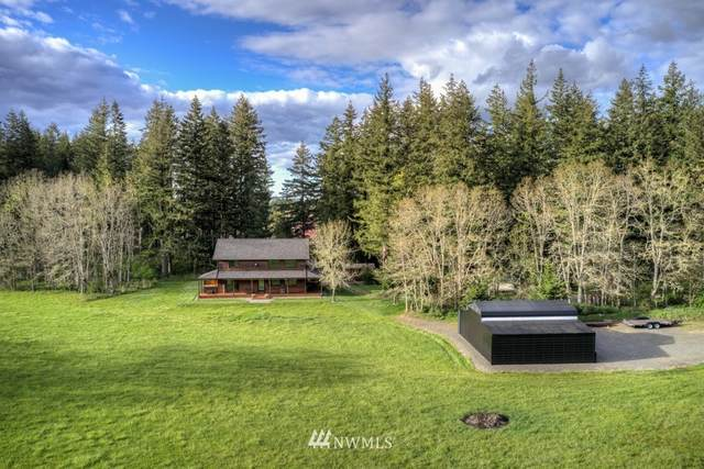 16825 Reichel Road SE, Rainier, WA 98576 (#1765576) :: Northwest Home Team Realty, LLC