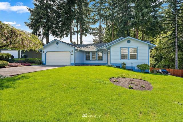 231 Mitchell Lane NE, Napavine, WA 98565 (#1765592) :: Icon Real Estate Group