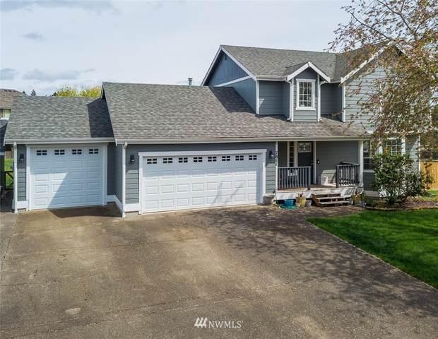 7811 226th Street Ct E, Graham, WA 98338 (#1765604) :: Ben Kinney Real Estate Team