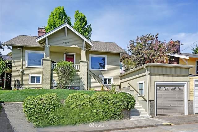4317 1st Avenue NE, Seattle, WA 98105 (#1765627) :: Alchemy Real Estate
