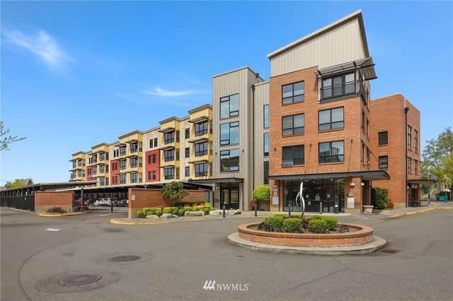 210 W Pioneer Avenue #315, Puyallup, WA 98371 (#1765651) :: My Puget Sound Homes