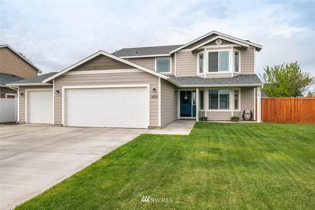 1408 E June Drive, Moses Lake, WA 98837 (#1765653) :: Icon Real Estate Group