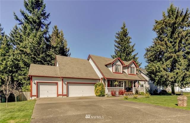 13209 226th Street E, Graham, WA 98338 (#1765740) :: M4 Real Estate Group