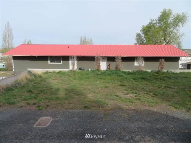 508 E 1st Avenue, Ritzville, WA 99169 (#1765762) :: Provost Team | Coldwell Banker Walla Walla