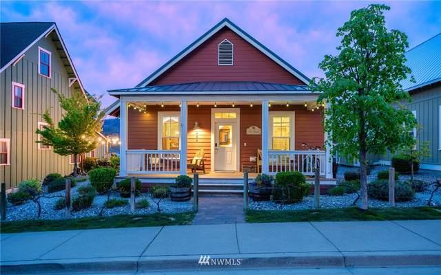 464 Porcupine Lane, Chelan, WA 98816 (#1765764) :: Icon Real Estate Group